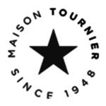 Maison Tournier Logo en partenariat avec Pure Pulpe DJ mix et percussion sur Courchevel et Chambéry